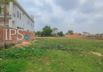 125 Sqm Land For Sale - Svay Dangkum, Siem Reap