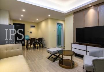 2 Bedrooms Apartment for Rent -Tonle Bassac, Phnom Penh