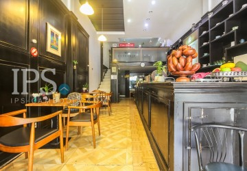 Coffee Shop Business For Sale - Svay Dangkum, Siem Reap