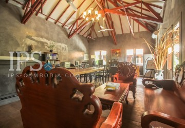 Commercial Space For Rent - Old Market, Siem Reap