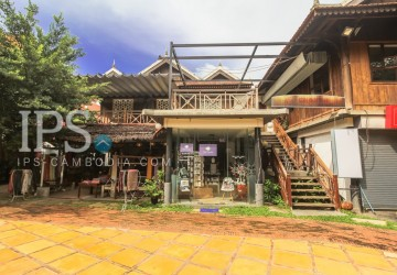 Commercial Space For Rent - Wat Damnak, Siem Reap