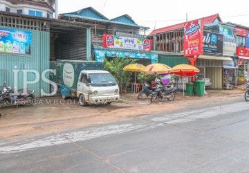 Commercial Property For Rent - Downtown Area, Sihanoukville