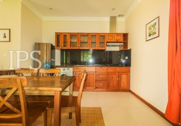 1 Bedroom Service Apartment For Rent - Svay Dangkum, Siem Reap thumbnail