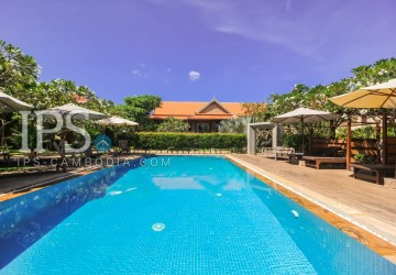 1 Bedroom Service Apartment For Rent - Svay Dangkum, Siem Reap