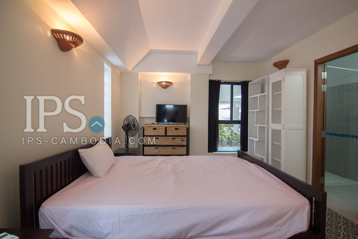 Brand New Apartment Rental Tonle Bassac -2 Bedrooms