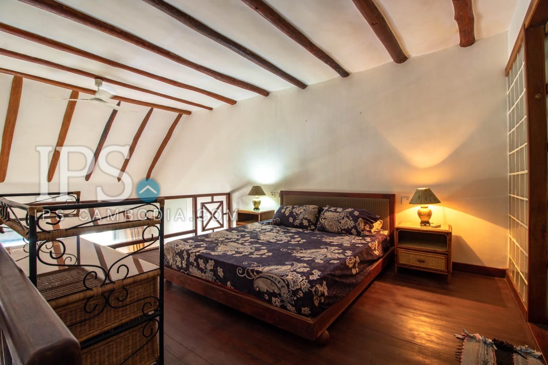 1 Bedroom Apartment For Rent in Daun Penh,Phnom Penh