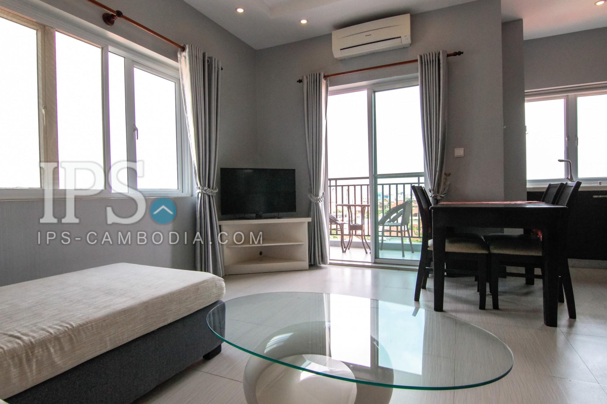 Apartment Building For Sale - Phsar Daeum Thkov, Phnom Penh