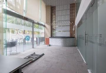 66.60 Sqm Ground Floor Office Space For Rent - BKK1, Phnom Penh