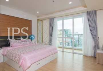 1 Bedroom Studio Apartment For Rent -  7 Makara, Phnom Penh