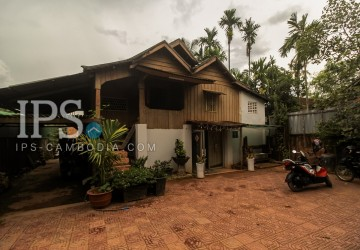 3 Bedrooms House and Land  For Sale - Siem Reap