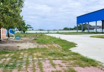 5,360 Sqm Land For Rent -  Chroy Changva, Phnom Penh