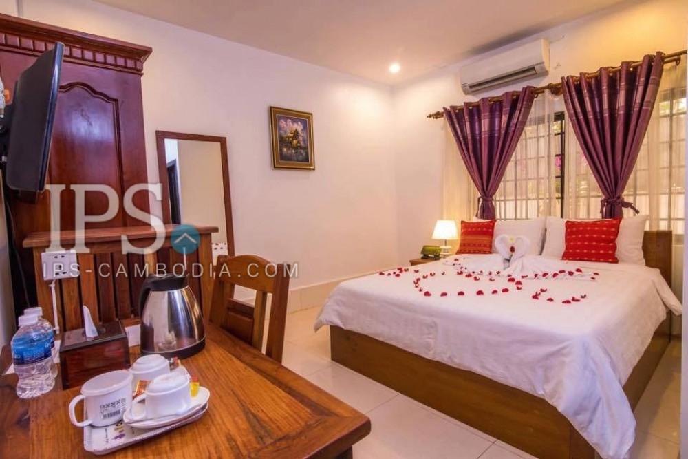 9 Bedroom Guest House For Sale  - Sala Kamreuk, Siem Reap