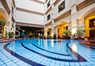 95 Room Hotel  For Sale - Svay Dangkum, Siem Reap