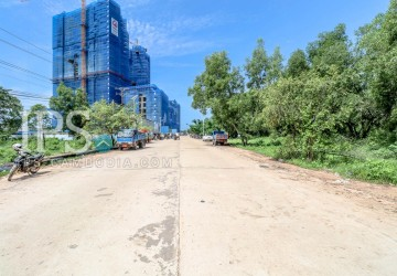 11,100sqm Land For Sale - Independence Beach Area, Sihanoukville