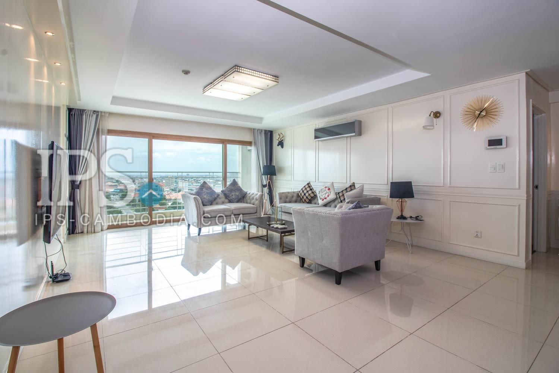 4 Bedrooms Apartment For Rent - Touk Kork, Phnom Penh