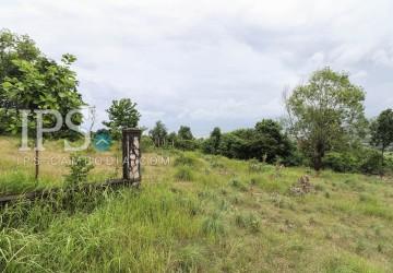 2,478sqm Land For Sale - Wat Leu, Sihanoukville