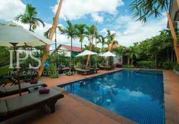 11 Room Boutique  For Rent - Wat Bo, Siem Reap