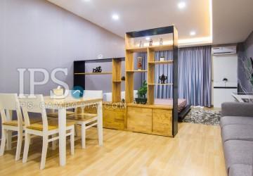 1 Studio Room Apartment For Rent in 7 Makara, Phnom Penh