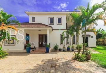 3 Bedroom Western Style Villa For Rent - Sala Kamreuk, Siem Reap