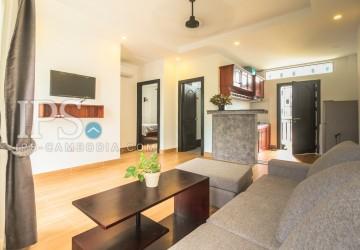 2 Bedrooms Apartment For Rent - Wat Bo, Siem Reap