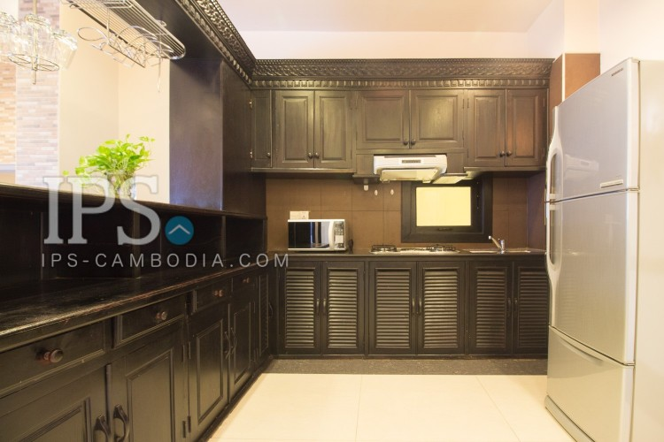 2 Bedrooms Apartment For Rent in Daun Penh