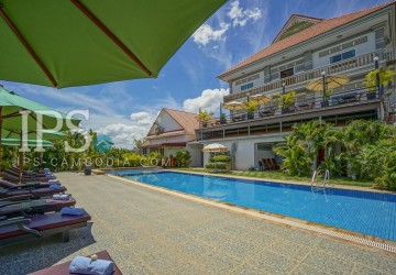 Hotel 27 Rooms For Rent - Svay Dangkum, Siem Reap