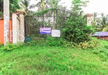 4600 sqm Land For Sale - Sala Kamreuk, Siem Reap