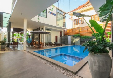 11 Bedrooms Apartment Complex For Sale - Slor Kram, Siem Reap