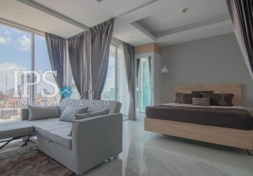 1 Bedroom Apartment For Rent in Tonle Bassac, Phnom Penh