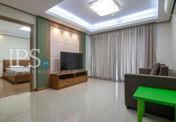 1 Bedroom Apartment For Rent - BKK1,Phnom Penh