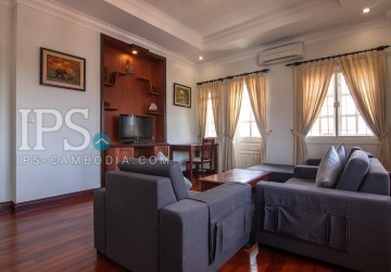 2 Bedrooms Apartment For Rent - Toul kork, Phnom Penh