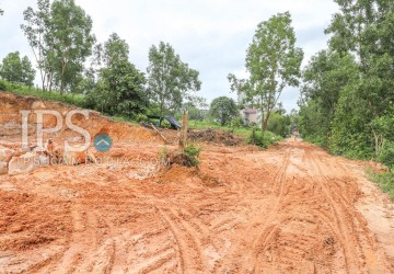 875sqm Land For Rent - Independence Beach Area, Sihanoukville
