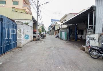 Warehouse For Sale - Toul Kork, Phnom Penh