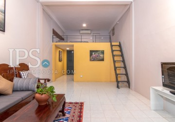 2 Bedrooms Apartment For Rent - BKK1, Phnom Penh