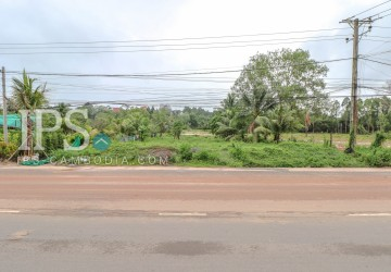 4,500sqm Land For Rent - Independence Beach Area, Sihanoukville