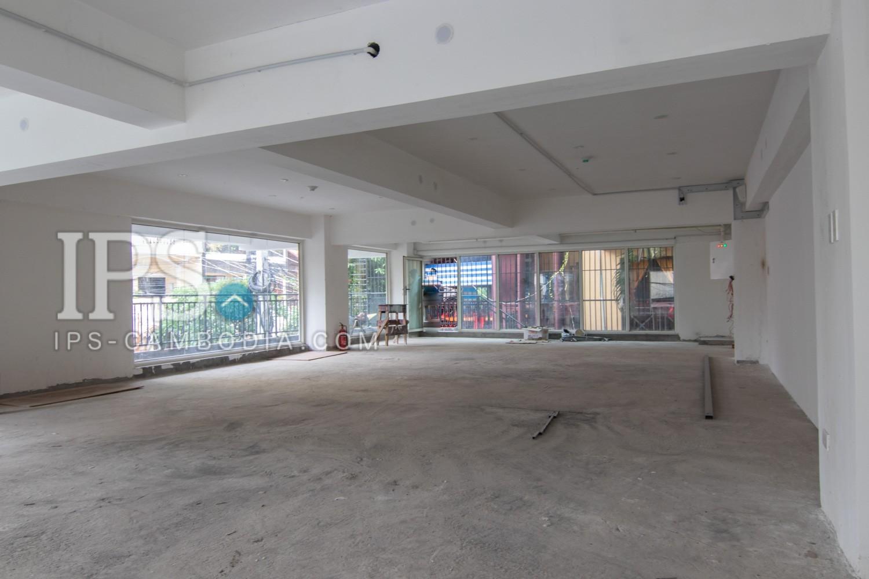 Commercial Office Space For Rent - BKK1, Phnom Penh