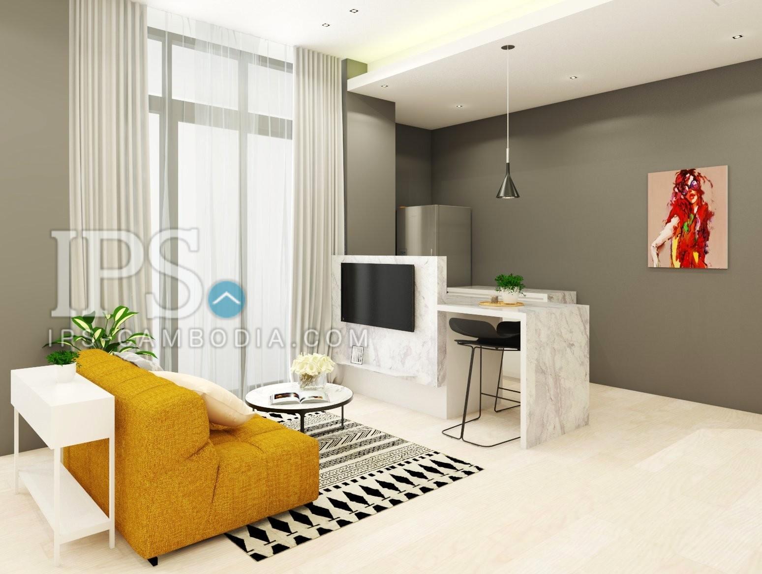2 Bedroom Condominium For Sale - Toul Kork, Phnom Penh