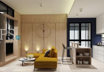 2 Bedroom Condominium For Sale - Toul Kork, Phnom Penh thumbnail