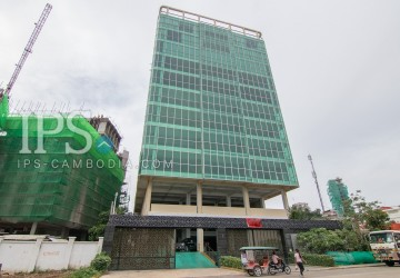 Commercial Building For Rent - Toul Kork, Phnom Penh