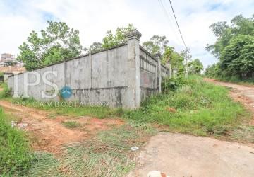 315sqm Land For Rent -  Mittapheap, Sihanoukville