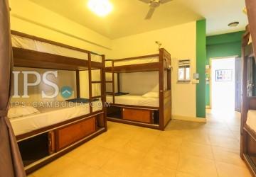 22 Bedrooms Hostel For Sale - Wat Damnak, Siem Reap thumbnail