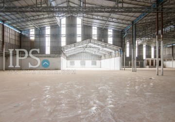 1800sqm Warehouse For Rent - Phnom Penh Thmey, Phnom Penh