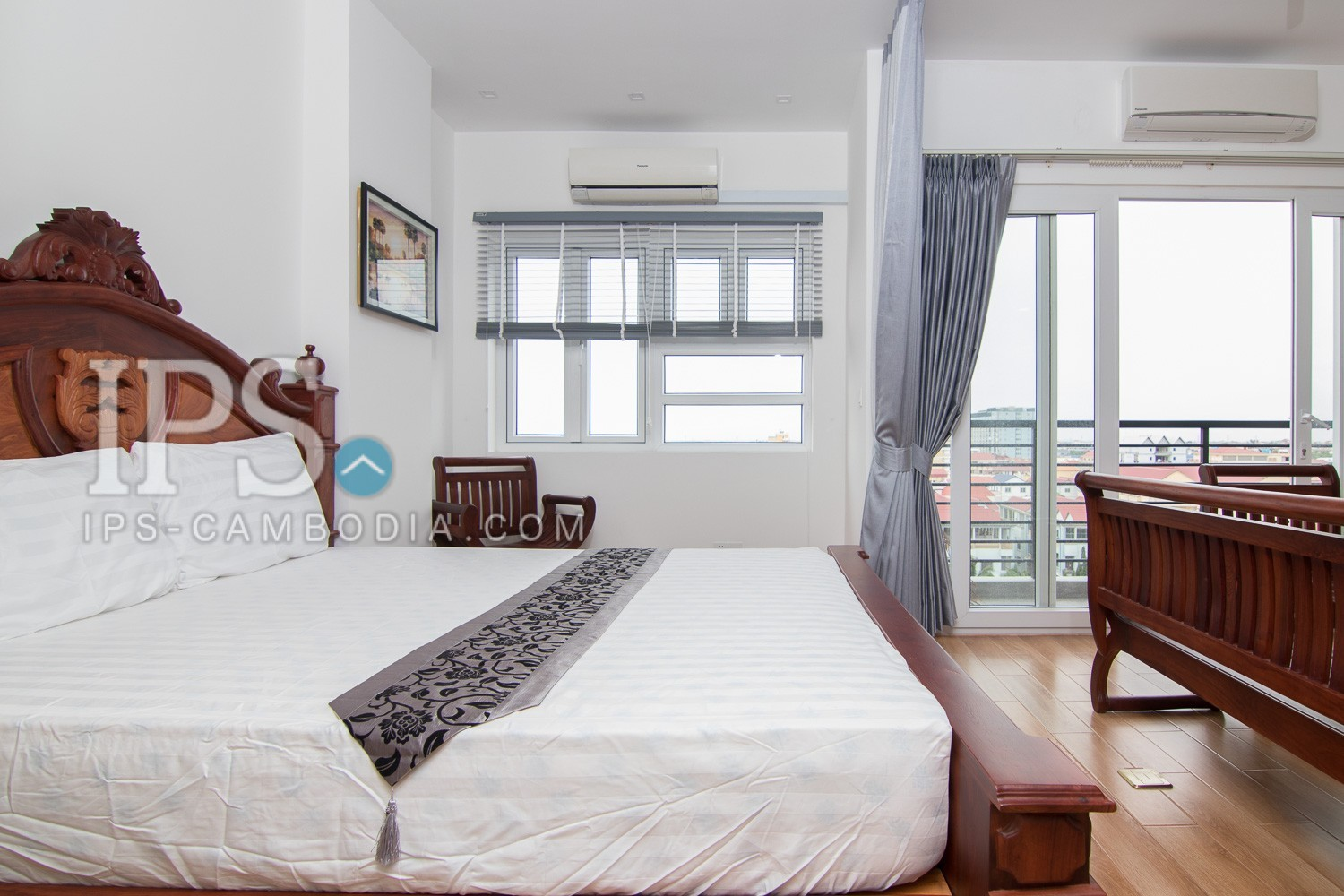 1 Bedroom Studio Apartment For Sale - Beoung Tumpun, Phnom Penh