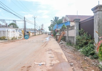 878sqm Land For Sale - Klang Leu, Sihanoukville
