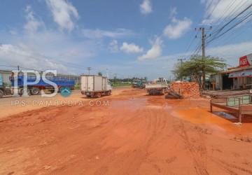 600sqm Land For Rent - Klang Leu, Sihanoukville thumbnail