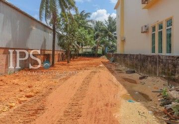 600sqm Land For Rent - Klang Leu, Sihanoukville