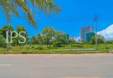 4200sqm Land For Sale - Mittapheap, Sihanoukville