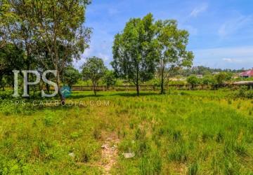 1,800sqm Land For Sale - Mittapheap, Sihanoukville