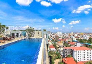Studio Apartment For Rent - Boeung Tumpun, Phnom Penh thumbnail