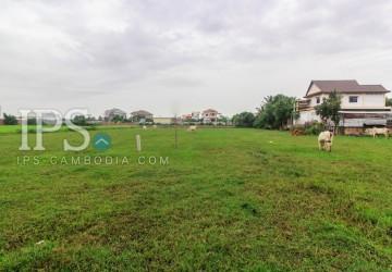 4,777sqm Land For Sale - Sala Kamreuk, Siem Reap